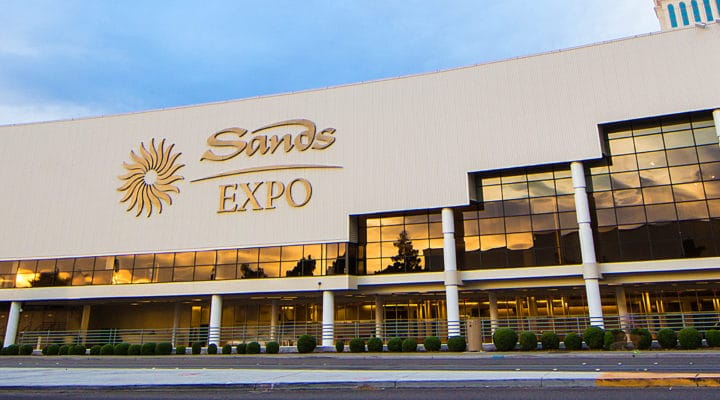 Sands Expo 1