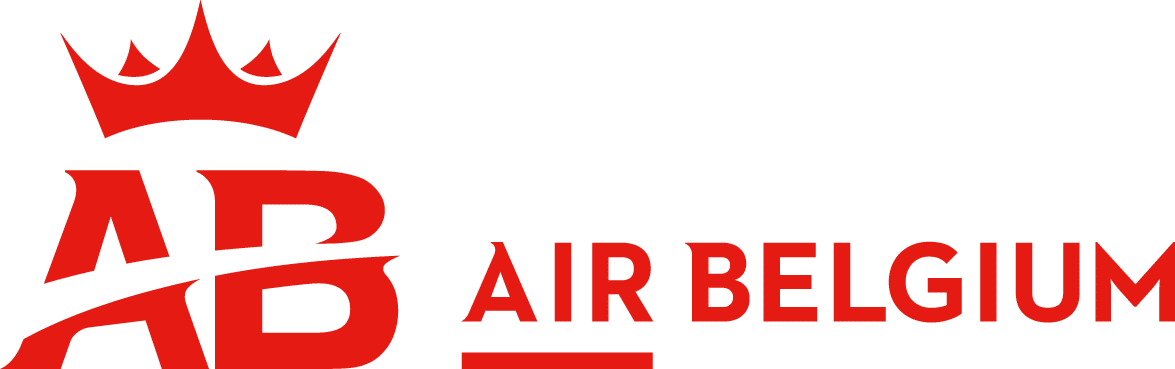 AIR BELGIUM LOGO