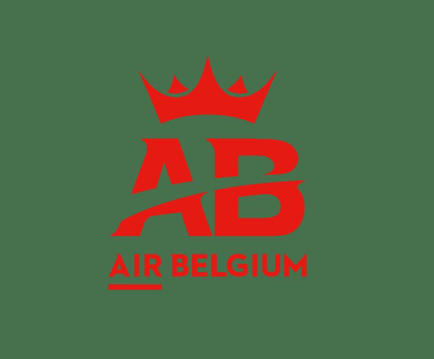 AIR BELGIUM_LOGO_Square_Red_corpo_RVB